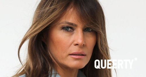 Whatever you do, do NOT ask Melania Trump this question