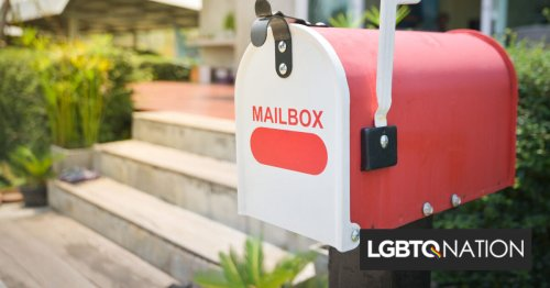 A gay couple endured years of anonymous hate mail. Then they found out who was sending it.