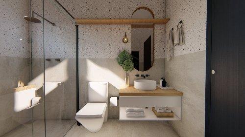 Minimalist bathroom | Interior Designio