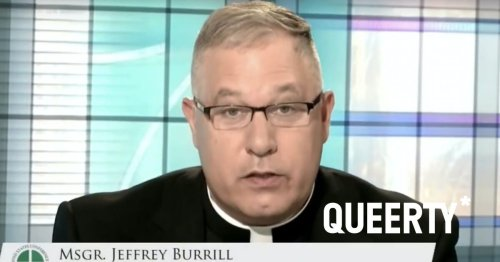 A high-ranking priest was just busted on Grindr and it sure sounds like there are more to come