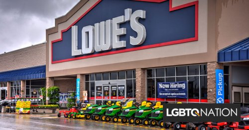 """Man accuses Lowe's of ignoring """"some of the most egregious harassment one can imagine"""""""
