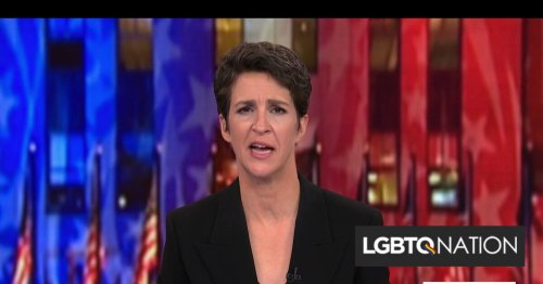 """Maddow finds shocking fact about Capitol riot: """"I don't understand how this isn't the headline!"""""""