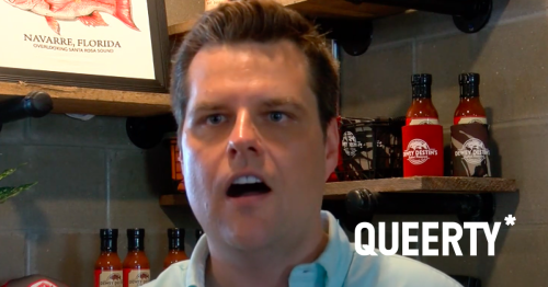 Matt Gaetz is royally screwed after damning letter leaks to the press