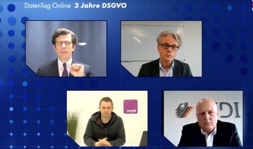 """DSGVO: Das stürmisch gestartete """"Pferd wird langsam totgeritten"""""""
