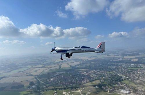 Rolls-Royce: Jungfernflug mit vollelektrischem Flugzeug geglückt