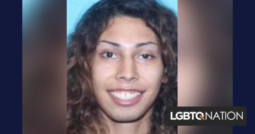 A trans woman sitting outside is gunned down in the open. A murder suspect is on the loose.