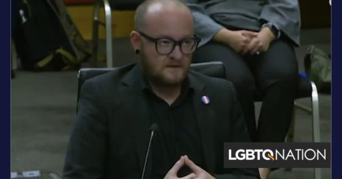 Watch this trans health expert demolish a proposal to erase LGBTQ people in school