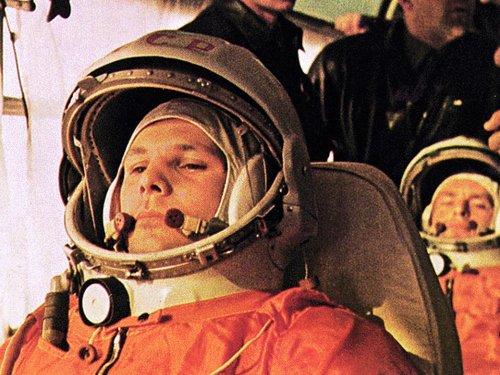 Vor 60 Jahren: Juri Gagarin fliegt als erster Mensch ins All