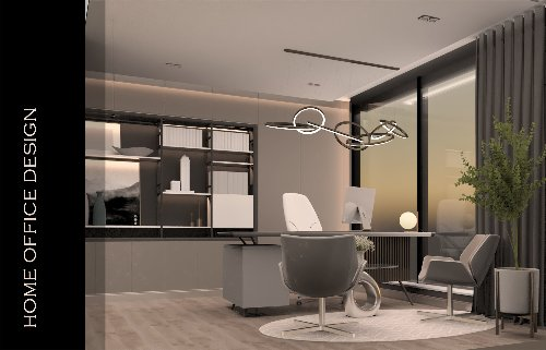 HOME OFFICE DESIGN | Interior Designio