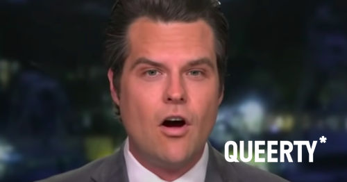 """Matt Gaetz says ex-staffers are scrubbing his name from their resumes because they're being """"stalked"""""""