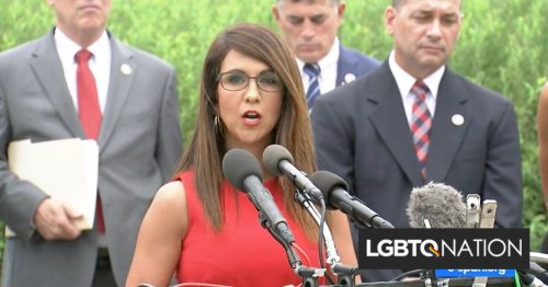 Lauren Boebert demands Kamala Harris be impeached for the most ridiculous reason possible