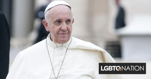 The Vatican is attacking an Italian LGBTQ rights bill in unprecedented act of political meddling