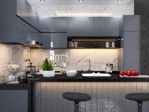 Modern Kitchen | Interior Designio