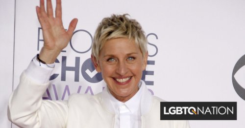 """Ellen lashes out at """"misogynistic"""" & """"coordinated"""" attacks. She's finished being kind."""