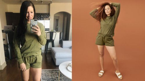 ThirdLove now sells loungewear, so of course I had to try it