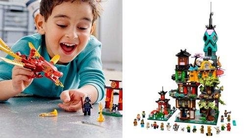 15 Lego Ninjago sets and toys for budding Spinjitzu masters