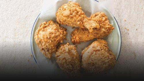 Wondra Flour is the Secret to Cold Crispy Fried Chicken