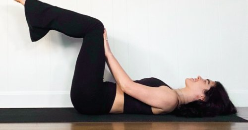7 Moves To Help Stretch & Strengthen The Psoas + Why It Matters
