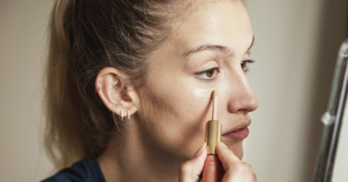 This '6-Point' Concealer Trick Can Lift & Sculpt Your Face In Seconds