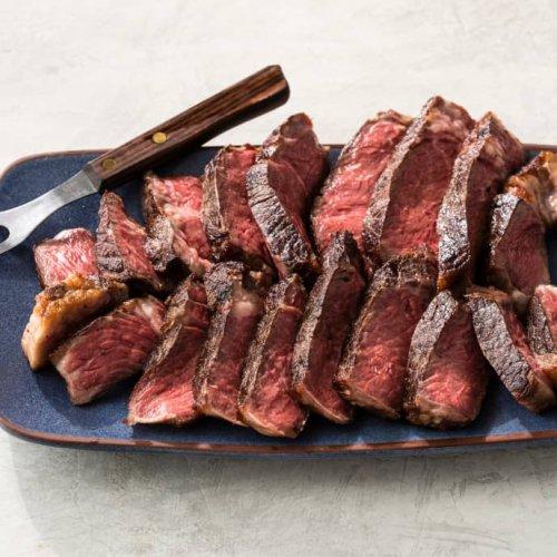 Sous Vide Seared Steaks