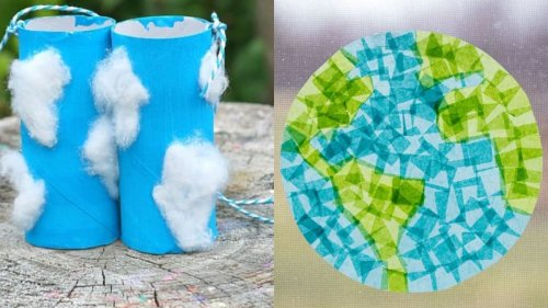 19 fun projects your kids can do to celebrate Earth Day