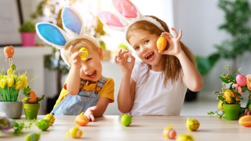 14 fun ideas for an indoor Easter egg hunt