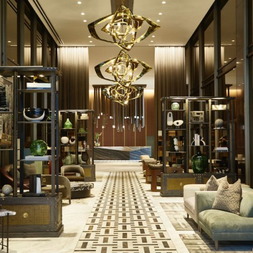 Downtown Dallas hotel claims coveted spot on new Conde Nast Hot List