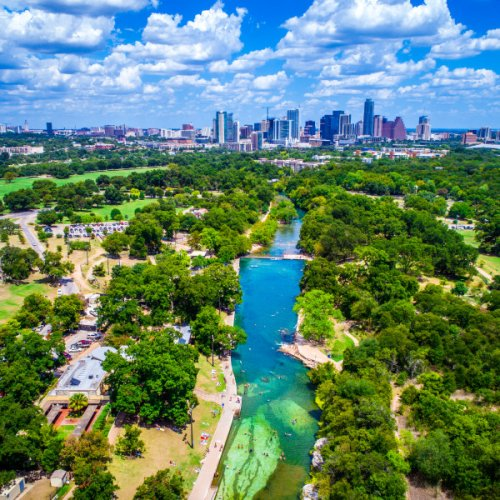 Austin-San Antonio trail could spring $55M impact, plus more stories