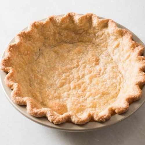 Foolproof All-Butter Dough for Single-Crust Pie