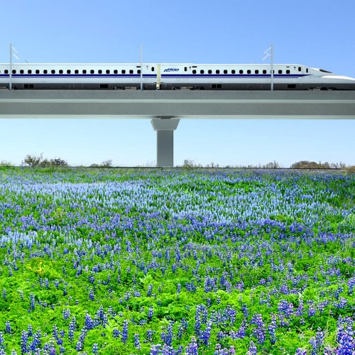 6 Texas counties file lawsuit against Dallas-Houston high speed train
