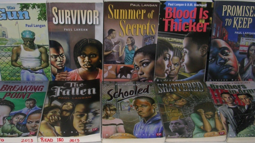 The Bluford Series Proved There Is No Such Thing As A Reluctant Reader, Just Reluctant Systems That Should Be Torn Down