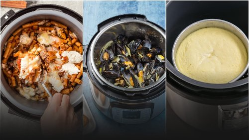 3 Surprising Dishes You Can Make in an Instant Pot