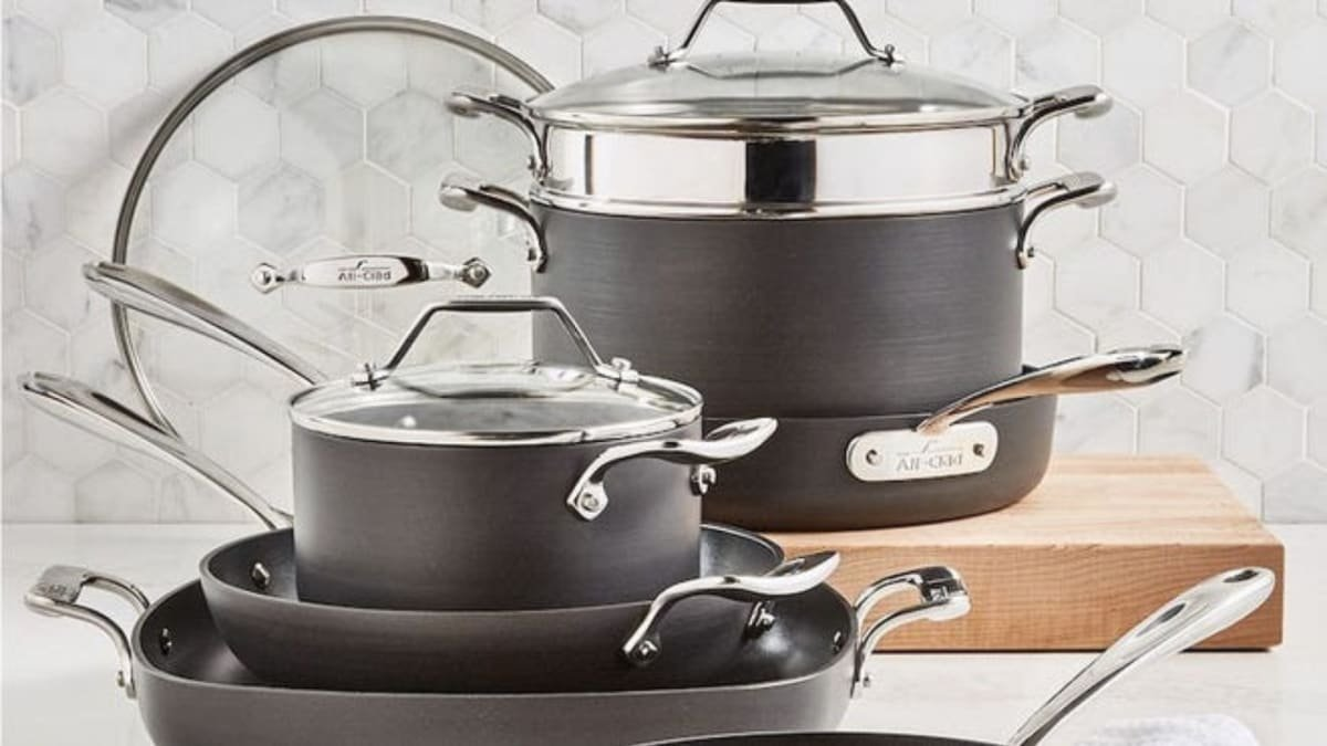 All-Clad cookware is up to nearly 60% off right now for Macy's Friends and Family Sale