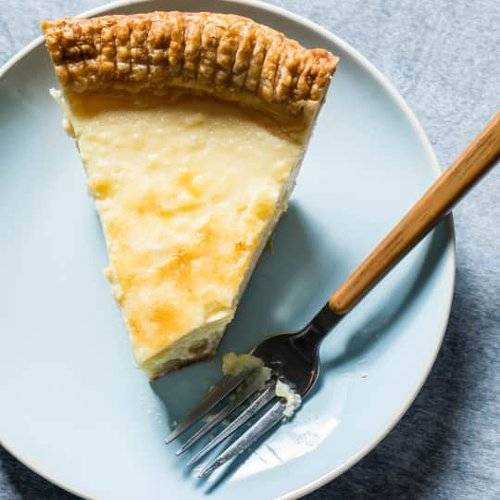 Buttermilk Pie | Cook's Country