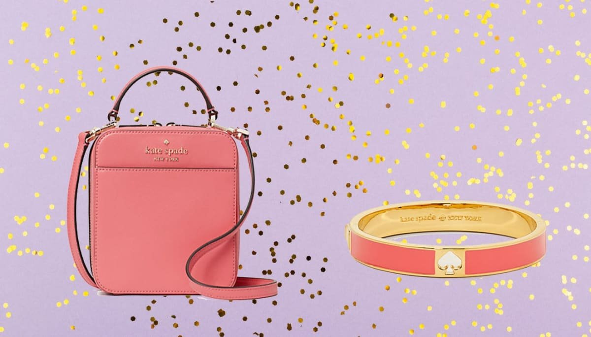 You can get a Kate Spade purse for up to 78% off right now