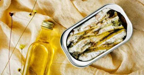 An Apple A Day? Try Two Cans Of Sardines A Week, Research Suggests