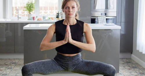A Pilates Instructor's Effective 4-Minute Inner-Thigh Workout