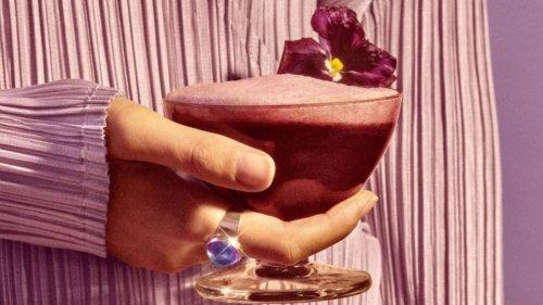 9 floral beverages to help celebrate spring
