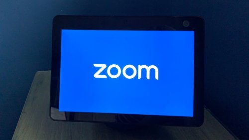 Zoom now works with Amazon's Echo Show 10—here's how