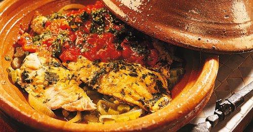 Tagine de poisson (Fisch marokkanische Art) - Rezept | Swissmilk