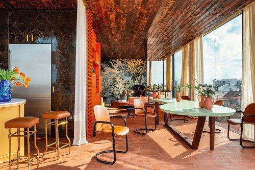 Eminent opulent! Jean-Phillippe Demeyer gestaltet ein Neubau in Gent