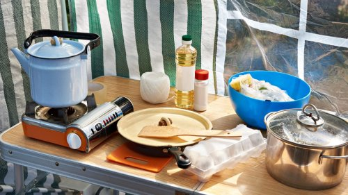 11 essential tools for your camping kitchen