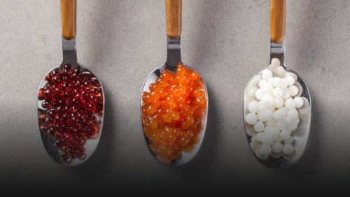 How to Turn Fruit Juice and Chocolate Syrup into Squishy, Delicious Edible Spheres