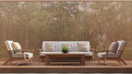 5 tips for keeping your patio furniture clean and fresh this season
