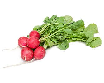 Getting to Know: Radishes