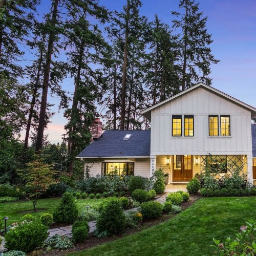"Property Watch: Emily Henderson's OG ""Portland House"" Hits the Market"