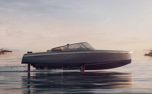 Ce que Tesla fait sur la voiture, Candela le fait sur les bateaux... et ça marche!