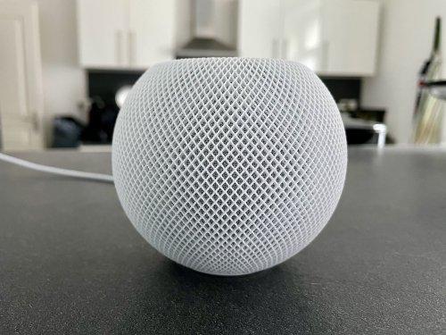 Le HomePod mini d'Apple se met à jour, mais ne prend toujours pas en charge le Dolby Atmos