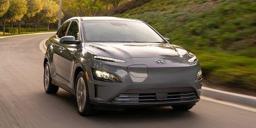Nouveau record pour le Hyundai Kona électrique, qui a parcouru 790 km en une seule charge