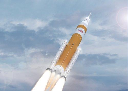 NASA : découvrez la vidéo d'animation du décollage de la future mission lunaire Artemis